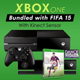 Microsoft Xbox One FIFA Bundle With Kinect Sensor CLICK SEE SPECIAL PRICE