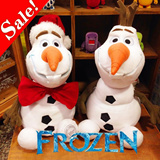Y28[Christmas Ice and snow]Olaf / Frozen /Elsa and Anna/ ice romance / Adventure queen Plush / figures / dolls /limit 60 qty.