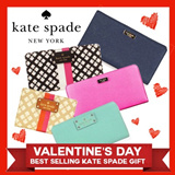 [Kate Spade] Wallets 100% authentic from USA.(New item Added)