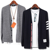[★New Deal★] cardigan / Long Sleeve /Mens/T-shirts/dress shirts/ knitwear/mans