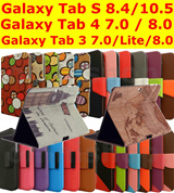 [Cheap + Quality] Samsung Galaxy Tab S Apple iPad Air Mini 8.4 10.5 2 3 4 7 8 7.0 8.0 Lite Google Nexus 7 2 Vintage Case Casing Cover T110 T215 T315 T235 T335 T705 T805