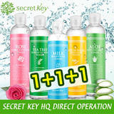 【Secret Key HQ Direct Operation】New Fresh Nature Toner 248ml[1+1+1]