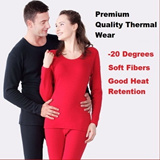 Premium Quality Winter Thermal Inner Wear Shirt + Pants * -20 Degrees * High Quality * Inner Fiber