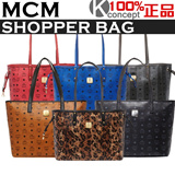 Kconcept◆Best offer◆MCM Authentic 2014 new arrival Shopper Bag/ Handbag/ Satchel/