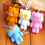 [One Space] Valentine sales !! lovely Cute Bear key pouch / key organizer / fashion accessories / key chain / group buy