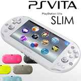 PS Vita Slim Wifi Only - 7 Colour/ Local Warranty