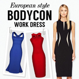 [1-Mar Update]European Style Work Dress / Bodycon Dress / Plus Size Dress / CNY Dress / Chinese New Year
