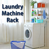 ★LAUNDRY MACHINE RACK★bathroom rack/bathroom shelf/two layers multi rack/laundry room organizer/storage rack/multipurpose stand/
