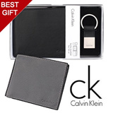 [Calvin Klein] best wallets for Men /100% Authentic / stock in SG / christmas gift sale/