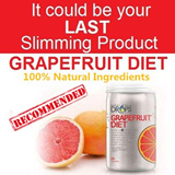 GRAPEFRUIT DIET **READY STOCK IN SG! Buy 2 FREE Shipping!!** Grapefruit Diet USA Advance Slimming Technology! It could be your LAST slimming product!