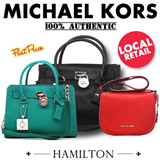 MICHAEL KORS *HAMILTON* LADIES BAG