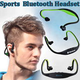 S09 Sports Stereo Wireless Bluetooth 3.0 Headset Earphone Headphone with microphone for iPhone 6 Plus 5 5S S4 Note4