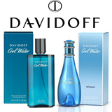 #beautysale Perfume DAVIDOFF COOL WATER for WOMEN 100ML EDT spray / 125 ml Men