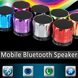 Portable Wireless Bluetooth Speaker Handsfree mini Sound Music Player Answer with MIC for iPhone 5 ipad air Tablet PC Laptop S12 S13 S26