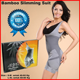 [SUPPLIER]♥Bamboo Slimming Charcoal Suit♥ASLI !!!