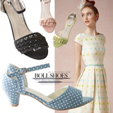 [issue it shoes] New arrival★special price★low sandal/low heel