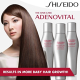 SPECIAL OFFER $26.90 ★NEW★ Award Winner: SHISEIDO Professional Shampoo Hair Care ADENOVITAL for Hair Growth!! Direct from Japan!!