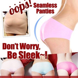 Seamless Panty Ladies Panties/Sanitary pants/Safety sleep/Cotton/Underwear