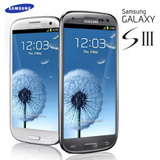 Samsung Galaxy S3 16GB 4G/LTE GT-I9300 Full HD (Unlocked) Smartphone (White / Black)NEW