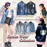 [BUY 2 ONE SHIPPING FEE]2014 New Arrival!Korean Fashion Denim Jacket Collection/Lady Denim Outer Wear/Denim Coat/Casual Wear