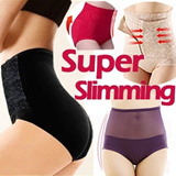 Super Slimming! Womens High Waist Slimming Panties/Hip Abdomen Waist Leg Shaper Wear/Shaping Panty