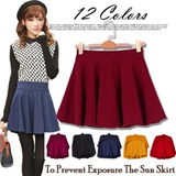【BUY 2 FREE SHIPPING】2 Styles 12 Colors Available!To Prevent Exposure The Sun Skirt Limited time offer - Super comfy skirt