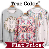 ★Direct factory Sale★Design By Korea Winter napping T-shirt True Color Short sleeved T-shirt Unique printing High quality cotton Women T-shirt Christmas Gifts