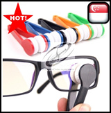 [As Seen On Tv] Microfibre Spectacles / Glasses / Sunglasses Cleaner Wipe (Singapore Seller Fast Shipment)