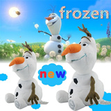 du88 Frozen / ice romance / Adventure queen Plush / figures / dolls /olaf Xuebao