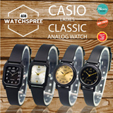 [CHEAPEST PRICE IN SPORE] *CASIO GENUINE* CLASSIC ANALOG WATCHES LQ139/LQ142 SERIES! Christmas Sale! Free Shipping!