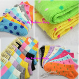 #2-Korean 2013 Candy Socks/9 designs to choose from and more than 8 colors each style.