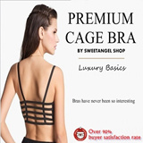 *Early bird Christmas Sales-Grab fast before it ends- *Premium Cage Bra and other Designs etc *Good quality Cage/Sports Bra and other design of Bras