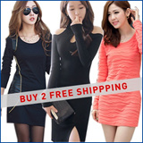 ★Casual DRESS [NO OPTION /BUY 2 FREE SHIPIING] /  autumn must have item  Fashion Bottoms Jeans casual long Slim 100% Satisfation guaranteed skiny thin denim Cardigans Lady Clothing UK Europe Fashion