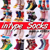 Free gift Event[5+1 / 10+2 / 20+4 ]Korean Best selling socks updated! MADE IN KOREA WINTER SOCKS WOMEN fashion man men socks / GIRL / /LOAFER / halloween / christmas  INV