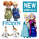 [Ice and snow ] olaf/ Frozen / ice romance / Adventure queen Plush / figures / dolls /olaf Xuebao/u88