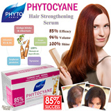 ❇CNY OFFER❇ PHYTO Phytocyane Densifying Treatment Serum 12 x 7.5ml. 女人我最大 RECOMMENDED Clinically Proven 83% SUCCESS RATE Serum. Achieve baby smooth hair. Great for Gift. Not makeup/shampoo/mask/