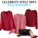 *CELEBRITY STYLES TOPS* TOPS BLOUSE SHIRTS KAFTANS UK STYLE PREMIUM CASUAL STREET STYLE