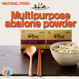 abalone(ear shell) soup powder 5pcs 10pcs ★easy to cook delicious and healthy food in Korea★