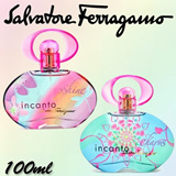 Salvatore Ferragamo INCANTO SHINE WOMEN 100ML EDT SPRAY / INCANTO CHARMS WOMEN 100ML EDT SPRAY