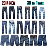 【Freeshipping】★2014 Men Jeans series / pants / Casual pants / Jeans /Trousers / Cropped Trousers / 5 minutes of pants / Shorts