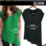 a08 Stylish 2015 Spring Festival US/UK Style Chiffon Top 30 Design Limited time offer