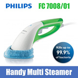 [Philips] FC7008/01 handy multi Steamer cleaner bacteria