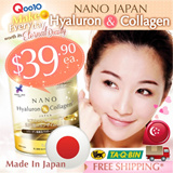 ★RESULTS GUARANTEED★ NANO COLLAGEN • EVERYDAY MUST HAVE COLLAGEN • 35 DAYS Upsize • 5500mg Upgraded COLLAGEN peptide ♥ Made In Japan