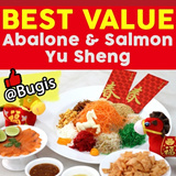 [Best Value]Yu Sheng is here.Maggie Thai Traditional Abalone and Salmon Yus Sheng since 1998.