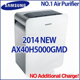 [SUPER TIMESALE]★ SAMSUNG ★ NEW AX40H5000GMD - 41.6㎡ /AX037FCVAUWD / Haze / 3 Steps HEPA Filter / Anti-Virus / Air purifier / Cleaner/
