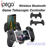 2014 Newest! ipega 4th Generation PG 9023 Wireless Bluetooth Gaming Controller Gamepad Joystick Support IOS and Android Devices From 5~10 inch For iPad/iPhone/samsung/xiaomi/redmi/HTC/sony/Android/PC