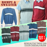 [New Updated 25Feb] Mens Cardigan and Sweater_Casual Look_Good quality with adorable price_office style
