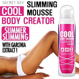 Secret Key Cool Body Creator Slimming Mousse 150ml
