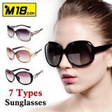 【M18】Case for free! the polarized sunglasses with popular design !Protect your Eyes from UV rays!special discount start!/korean fashion