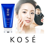 BEST PRICE FREE SHIPPING!! Kose New Clear Whitening Mask 80g for blackheads peeling